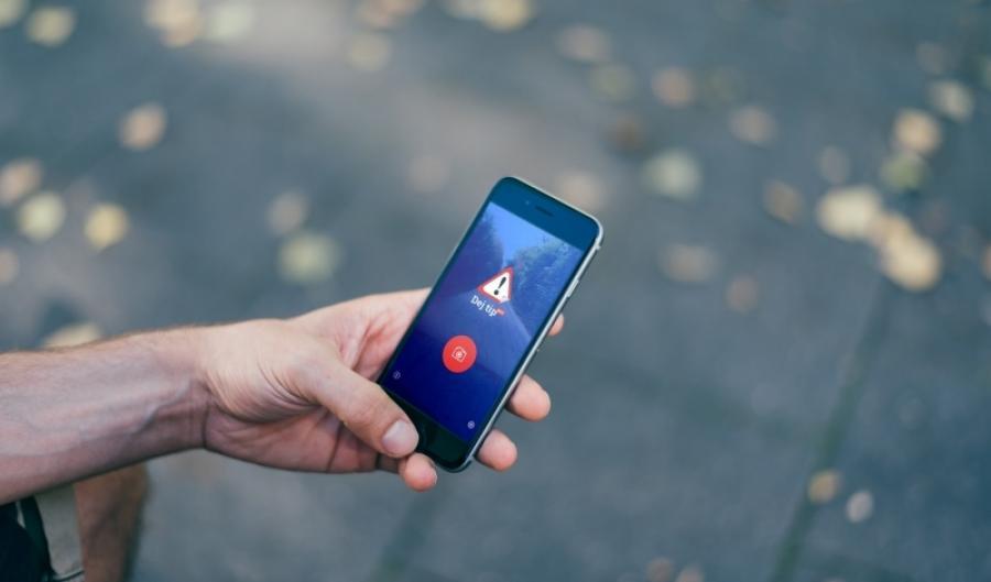 Reportáž o aplikaci DejTip