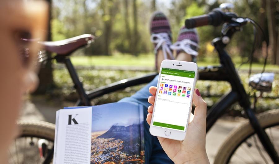 Představujeme další mobilní aplikaci z naší dílny