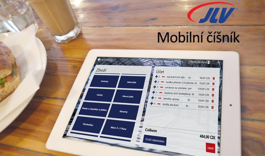 Vyvíjíme mobilní aplikaci pro JLV, a. s.