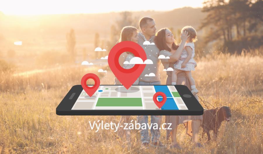 Výlety a zábava s dětmi - další aplikace vznikající v našem vývojovém centru
