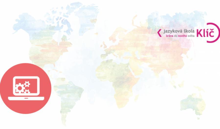 Projekt pro Jazykovou školu Klíč