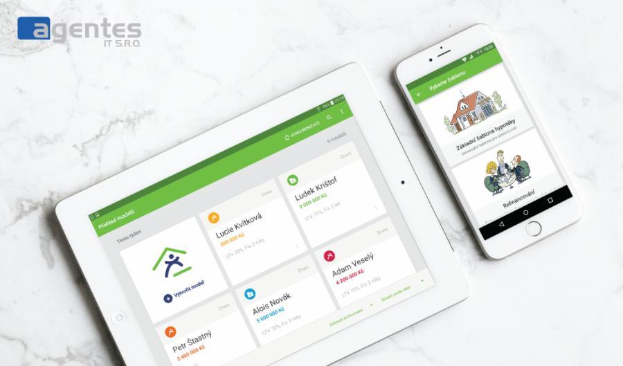 Přebíráme správu aplikace Hypoteční banky